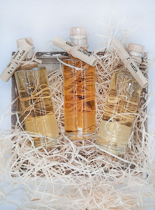 Whisky-Box II - Probier-Set